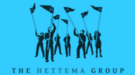 The Hettema group logo